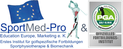 Logo SportMed-Pro Education Europe, Marketing e. K.